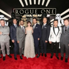 Photo Flash: Stars Come Out for ROGUE ONE: A STAR WARS STORY World Premiere