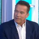 VIDEO: Arnold Schwarzenegger Talks Replacing Donald Trump on CELEBRITY APPRENTICE