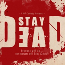 Improvised Horror Comedy STAY DEAD Returns to PHIT Comedy For Third Season