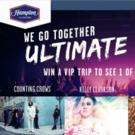 Hampton by Hilton Unites with Live Nation for 'We Go Together' Ultimate Summer Tour