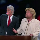 VIDEO: Denis Leary & James Corden Perform 'Trump's An' ***hole' Dressed as The Clintons