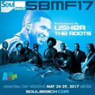 Usher and The Roots to Headline 17th Annual Soul Beach Music Festival