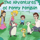 Lou Kato Pens THE ADVENTURES OF PENNY PENGUIN
