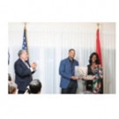 Will Smith Guest of Honor at American Culture Reception in Dubai