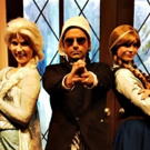Photo: FREEZE! John Stamos Chills with FROZEN's Anna & Elsa