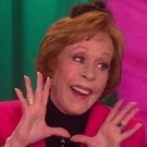 VIDEO: Carol Burnett Talks Upcoming SAG Honor: 'I Was Absolutely Gobsmacked'