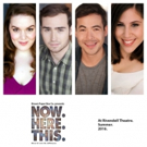 Cast, Creatives Complete for Chicago Premiere of NOW. HERE. THIS. with Brown Paper Box Co.
