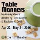 BWW Review: A Family in Comedic Turmoil Rules the Roost in TABLE MANNERS