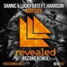 Dannic & Lucky Date, Ft. Harrison Release