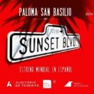 Paloma San Basilio protagonizar� SUNSET BOULEVARD en Tenerife