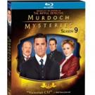 MURDOCH MYSTERIES Season 9 Arrives on DVD & Blu-ray 8/2