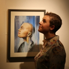 Photo Flash: Teenage Artist Draws on Cancer Battle for Warrington Museum Exhibition