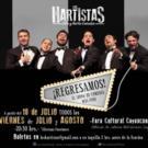 Los Hartistas, Alta y Harta Comedia, regresan a Coyoacán