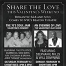 Stephanie Mills & More Set for Special Valentine's Concert at New York's Beacon Theatre