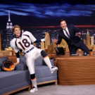 VIDEO: Jimmy Fallon Gets Surprise Visit from Peyton Manning - Well Sorta!