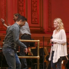 Photo Coverage: Caissie Levy and Tony Yazbeck Rehearse for NY Pops' Tribute to Kander & Ebb