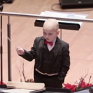 STAGE TUBE: 7 Year Old With Leukemia Fulfills Wish of Conducting Orchestra