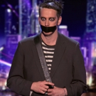 STAGE TUBE: UK's TAPE FACE Takes the Stage at AMERICA'S GOT TALENT