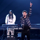 VIDEO: Steve Aoki and Louis Tomlinson Perform 'Just Hold On' on TONIGHT