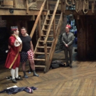 STAGE TUBE: Join Rory O'Malley on Ham4Ham and Attend the Coronation of New King Taran Killam