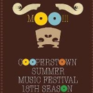 Cooperstown Summer Music Festival Continues 18th Season on June 19th