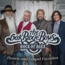 Oak Ridge Boys Album ROCK OF AGES Breaks Into Billboard Top 10