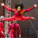 BWW Review: STREB EXTREME ACTION Brings Power and Artistry to Movement at the Kennedy Center