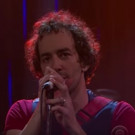 VIDEO: Albert Hammond Jr. Performs 'Losing Touch' on LATE LATE SHOW