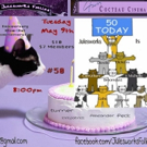 THE JULESWORKS FOLLIES #50 Blow Out Anniversary Commemoration Set for May