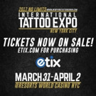 2017 United Ink No Limits Tattoo Expo at Resorts World Casino NYC