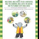 Armaan J. Sarna Pens 'Mole Books: Mole Wants to be a Firefighter, Mole the Gardener, Mole Visits the Doctor, and The Plumber Visits Mole House'