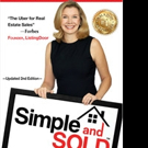 Real Estate Broker and Sissy Lappin's 'Simple and SOLD' Named #1 Bestseller on Amazon