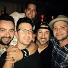 PHOTO: N'SYNC Members Reunite to Celebrate Birthday of JC Chasez!