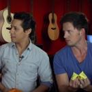 VIDEO: Meet GREASE LIVE!'s Jordan Fisher, David Del Rio & Andrew Call