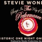 Stevie Wonder to Perform at Joe Louis Arena, 11/21