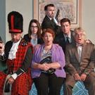 Photo Flash: Sneak Peek at UNNECESSARY FARCE at Actors' Playhouse at the Miracle Theatre