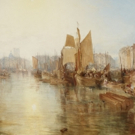The Frick Collection Presents TURNER'S MODERN AND ANCIENT PORTS: PASSAGES THROUGH TIME, Today