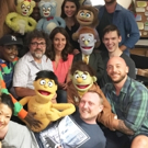 Photo Flash: Tina Fey and Jeff Richmond Have a Blast at AVENUE Q