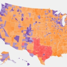 FiveThirtyEight and Facebook Launch Interactive Map to Gauge Candidate Popularity