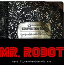 USA Network's Drama MR. ROBOT Invites Fans to Read Elliot's Personal Notebook
