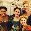 Photo Flash: Saturday Intermission Pics, 12/19- SOMETHING ROTTEN!, GOTTA DANCE and More!