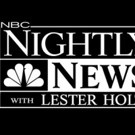 NBC NIGHTLY NEWS Tops ABC by Over 400,000 Viewers for Second Week