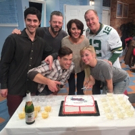 Photo Flash: Cast & Company of SHEAR MADNESS Celebrate 100th Performance Off-Broadway