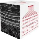 Metropolitan Opera Celebrates 50 Years With THE INAUGURAL SEASON: EXTRAORDINARY MET PERFORMANCES FROM 1966-67 Recording