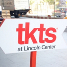 Photo Coverage: New TKTS Booth Pops Up at Lincoln Center