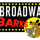 Stars of HAMILTON, AN ACT OF GOD, FULLY COMMITTED, WAITRESS and More Set for 2016 BROADWAY BARKS