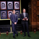 NBC's TONIGHT SHOW STARRING JIMMY FALLON Ties with CBS's 'Colbert'