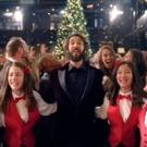 STAGE TUBE: GREAT COMET's Josh Groban Surprises Hotel Guests with Carols in NYC