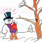 FROSTY RETURNS to CBS This Saturday!