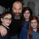 Photo Coverage: BroadwayWorld's Kid Critics Meet the Cast of FIDDLER ON THE ROOF!